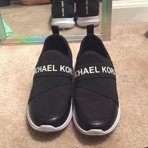 Michael Kors Slip on tennis shoes